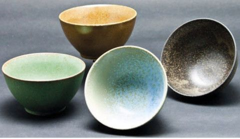 Concept Japan Wabisabi 4 Donburi Bowl Set