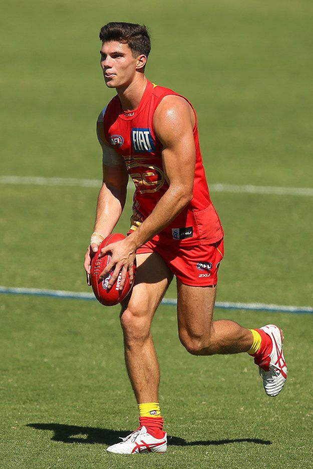 Jaeger O'Meara, Gold Coast Suns | The Most Important AFL Players, According To Hotness