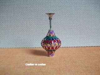 Casitas vs cositas: Lámpara marroquí
