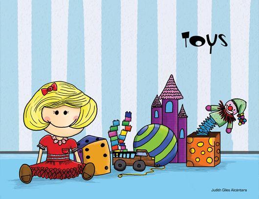 Toys - Judith Giles A.