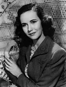 Teresa Wright (actress - The Men) (1918 - 2005) Grew up in Maplewood, N.J.  - Essex County, N.J. Born in New York City, N.Y.