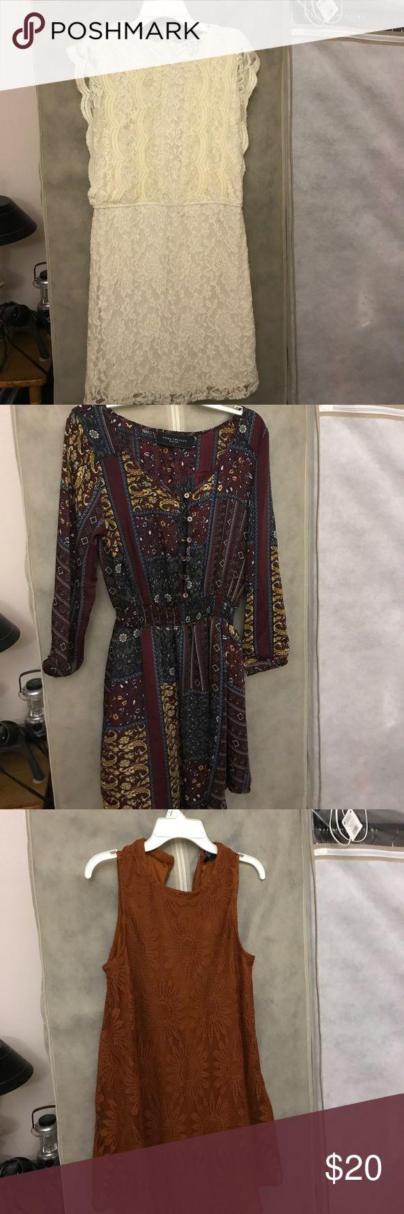 Casual dresses A casual dress color cream ,party dresses bar 111 Dresses