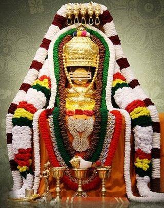 Sri Ramanatha Swamy Darshan