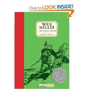 Wee Gillis (Monro Leaf) (a story from our ancestral lands! :): Books Jackets, Review Children, York Review, Munro Leaf, Wee Gillies, New York, Children Books, Children Collection, Robert Lawson