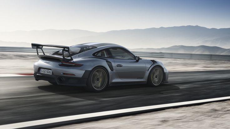 Porsche GT2 RS 2017 technische Daten