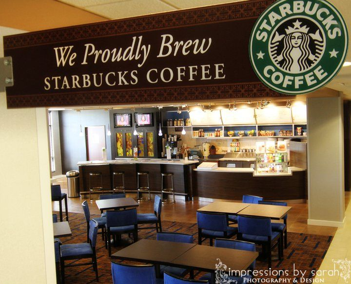 Courtyard Fargo Moorhead 24 hour Starbucks Coffee