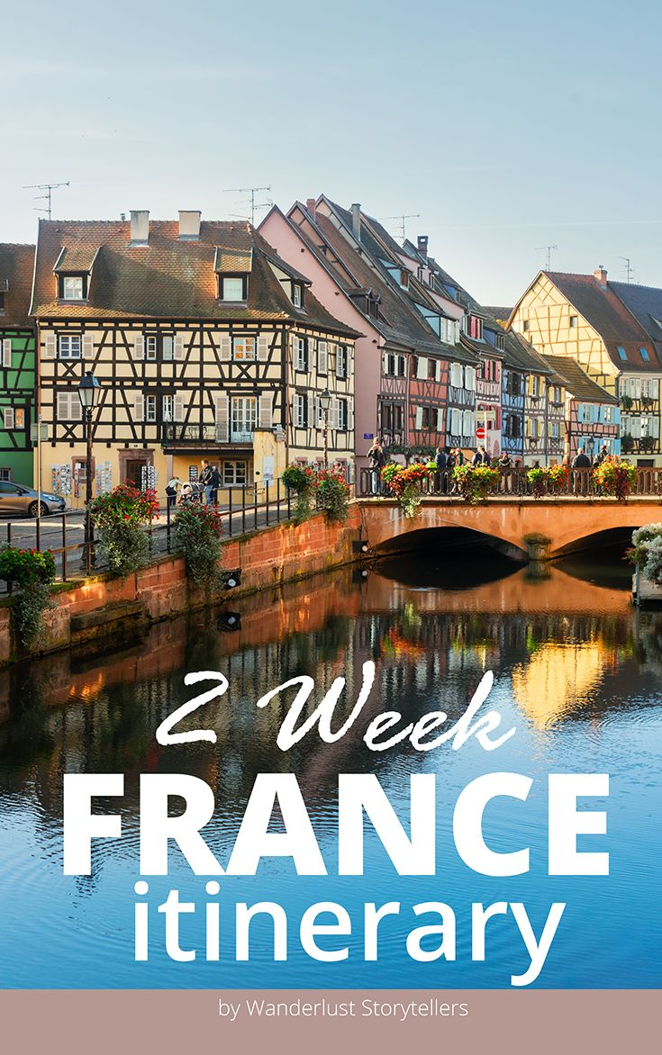 Click to read our awesome France Itinerary for 2 Weeks. On your France trip, see popular places such as Paris, Amboise, Nice, Annecy, Colmar & More.