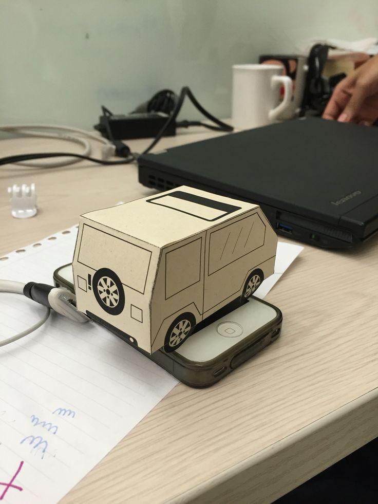 Carro papel