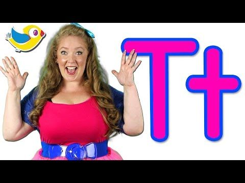 The Letter T Song - Learn the Alphabet - YouTube