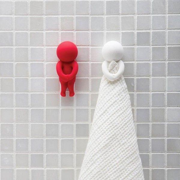 M s de 1000 ideas sobre colgador de toallas en pinterest for Perchas toallas bano
