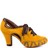 Miss L Fire Flamenco - Mustard