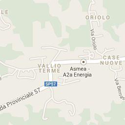 vallio terme - Google Maps
