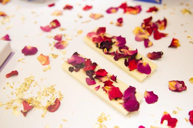 100ブランドのショコラティエが集結する日本最大のチョコレート展、サロン・デュ・ショコラのデザインフード♡