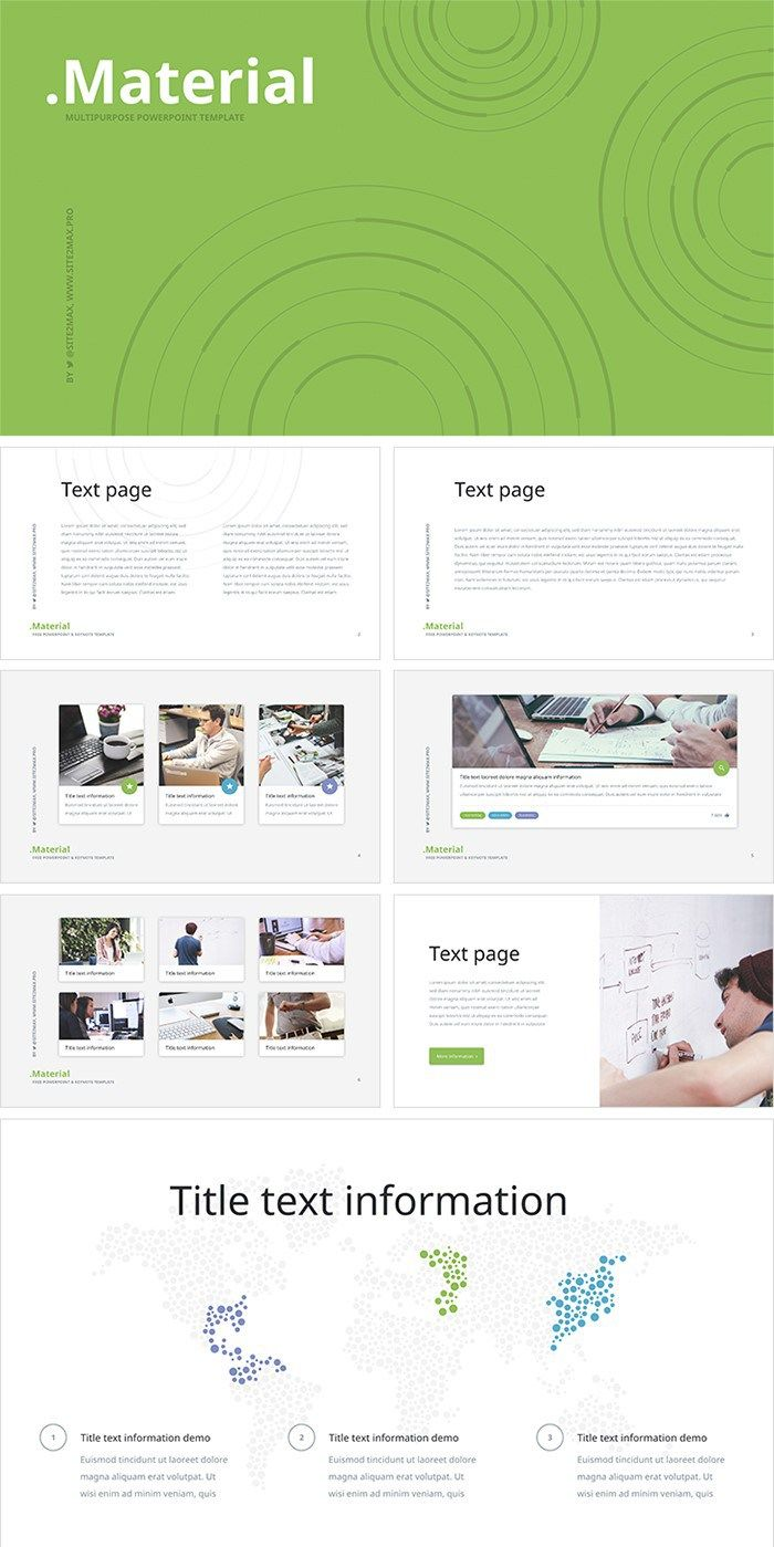 download 25 free professional ppt templates for projects ranging