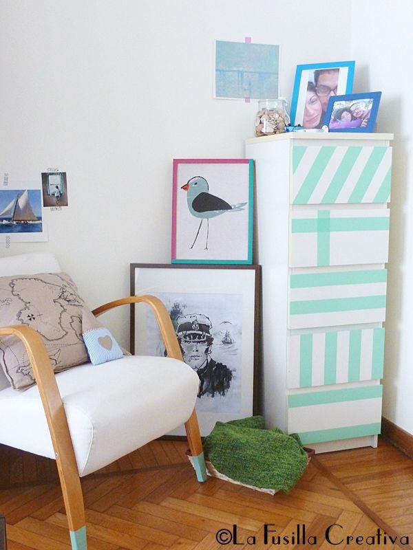 Idee per decorare la camera finest ecco se volete fino in fondo le farete iper felici - Sbarra letto ikea ...