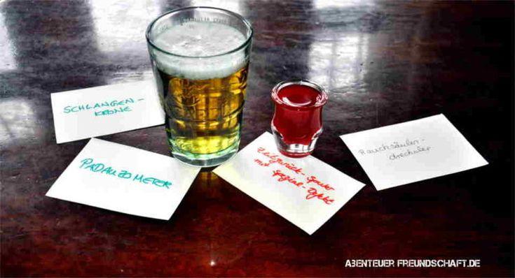 Trinkspiele Einfach