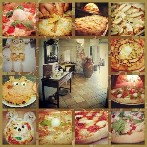 Pizza Party! Ginosa. Pizzeria La Giara.