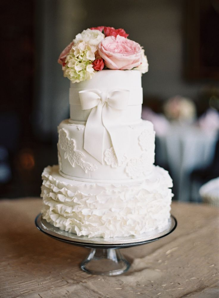 1000 Images About Shabby Chic Cakes On Pinterest