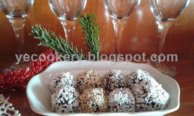 Выпечка и кулинария - рецепты с фото: Шоколадные конфеты
