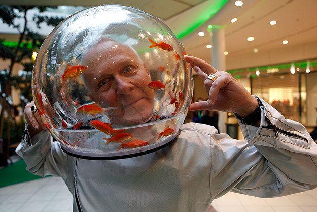 Fish Bowl | 10 Crazy And Outrageous Aquariums