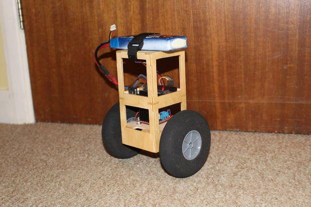 Yet Another Balancing Robot!