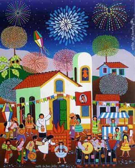 Flavors of Brazil: Happy Midsummer (Feliz Festa de São João)