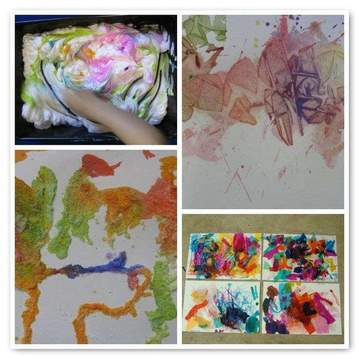 water color projects