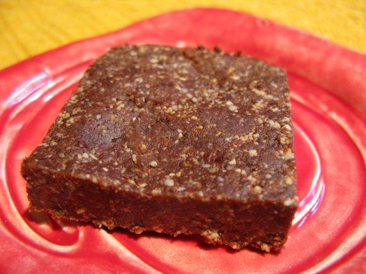 Chocolate-Date Squares