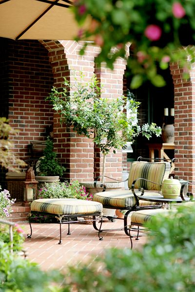 17 best images about 417 home outdoor garden on pinterest beautiful sunset covered patios - Cozy outdoor living spaces connecting mother nature ...