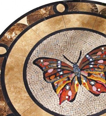 Oltre 1000 idee su piastrelle di vetro su pinterest - Made a mano piastrelle ...