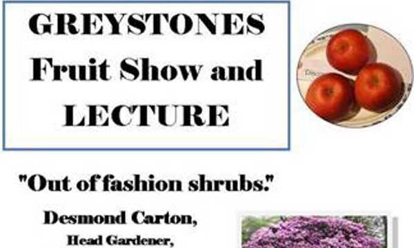 Greystones notes September 8