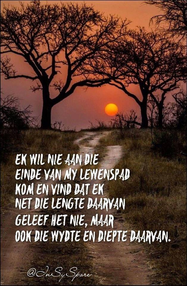 Leef voluit #Afrikaans #2bMe #Rules2LiveBy
