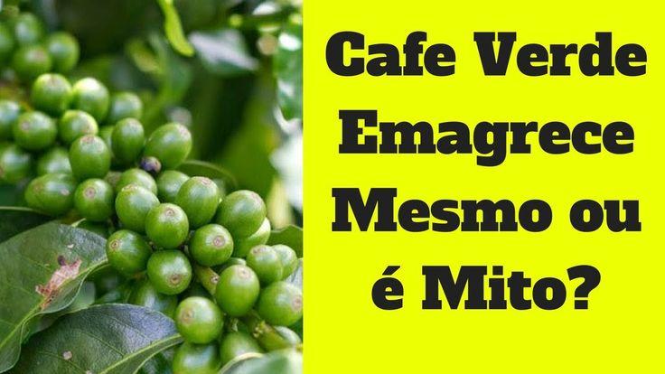 Cafe Verde Emagrece Mesmo ou é Mito?