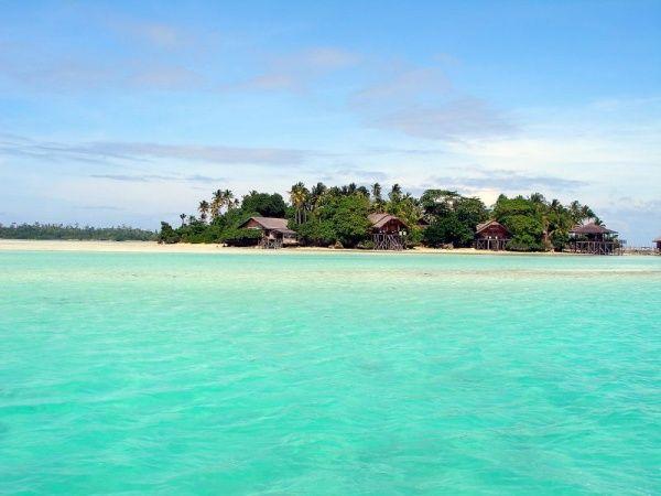 derawan island - Kalimantan barat, Indonesia