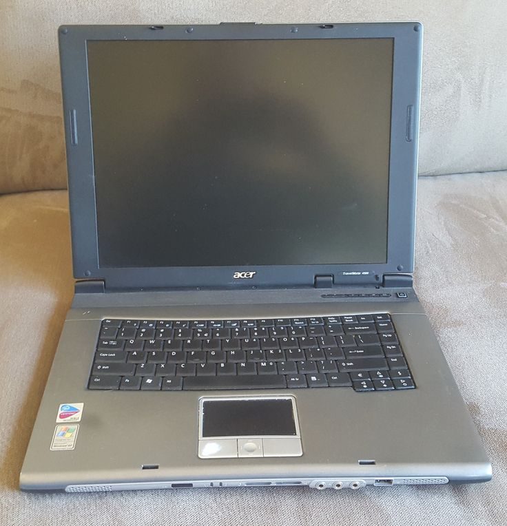 Acer TravelMate 4500 Model# ZL1 Laptop - Parts machine only