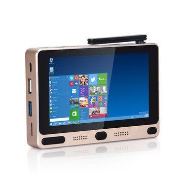 [Подлинная система] GOLE1 5-дюймовый 4GB / 64GB Intel Z8300 для Windows 10 / Android 5,1 2,4 / 5 ГГц Dual-Band WiFi TV Box Mini PC Sale - Banggood.com