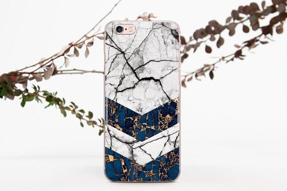 White Marble Phone Case iPhone 6 Case Blue Marble 6 Plus iPhone Case Marble 6s iPhone Case Samsung S6 Marble Case Galaxy S6 Edge Plus 144