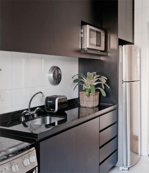 30 ideias para transformar apartamentos pequenos em espaços aconchegantes - Casa