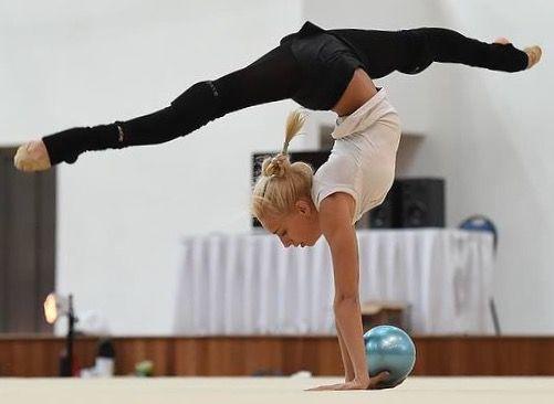 Yana KUDRYATSEVA (Russia) ~ Ballet training @ OG SÃO PAULO-BRASIL 2016 Photographer Oleg Naumov.