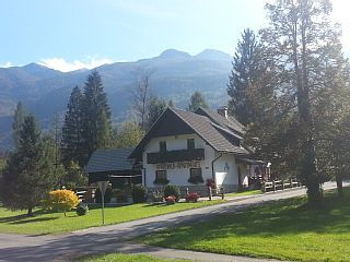 Bohinj Lake - Alp Holiday apartment (free WiFi, great location near the lake)   Holiday Rental in Bohinj  from @HomeAwayUK #holiday #rental #travel #homeaway