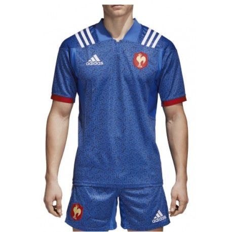 Maillot Rugby France Domicile 2018 / adidas