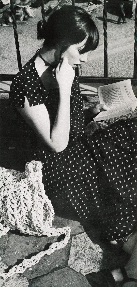 Jane Birkin by Alex Chatelain for Vogue Paris June/July 1970