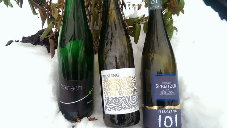Theise Trio, Riesling 3 Ways
