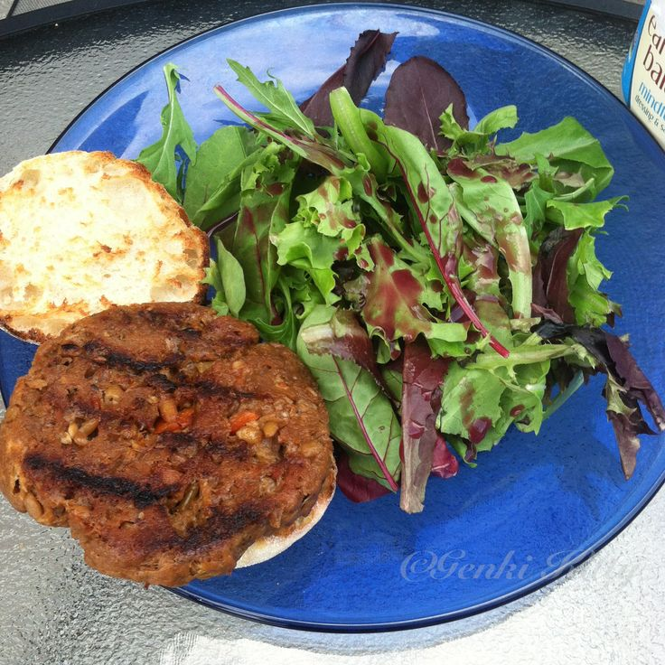 Field Roast Vegan Burger BBQ dinner Recipe