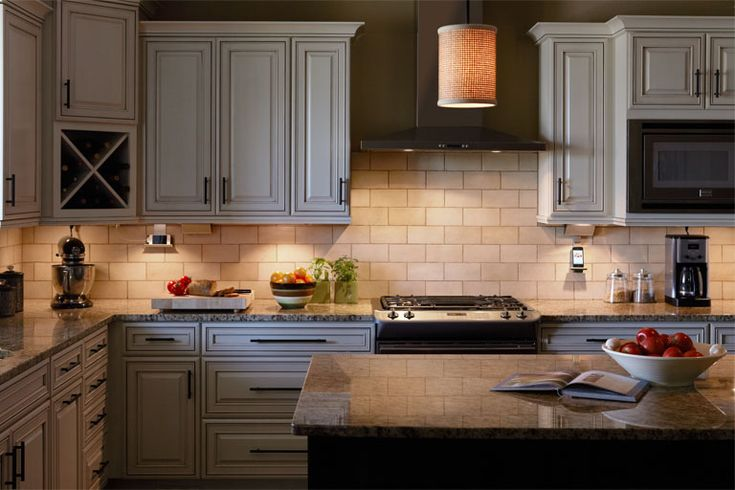 Traditional Kitchen Design & Lighting | Design better with the adorne™ collection | by Legrand