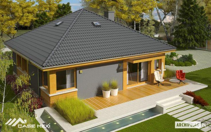 Casele cu dimensiuni mai mici sunt ideale pentru familii a caror numar de persoane este mai mic, aceste case au si numeroase avantaje cum ar fi constructia casei, plata impozitelor, cheltuieli de intretinere care toate scad direct proportional cu dimensiunea casei.