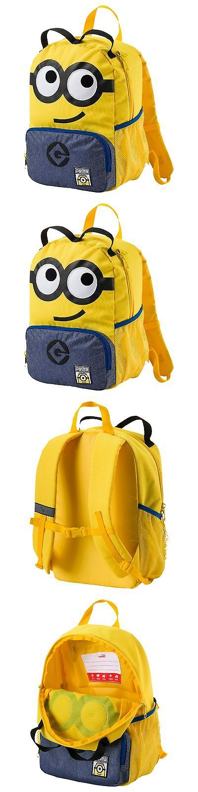 Backpacks and Bags 57882: Kids Minions Backpack -> BUY IT NOW ONLY: $40 on eBay!