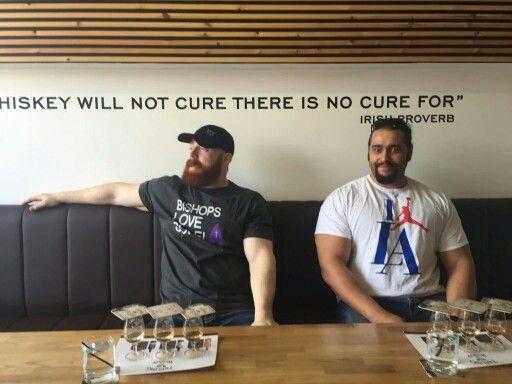 Sheamus & Rusev