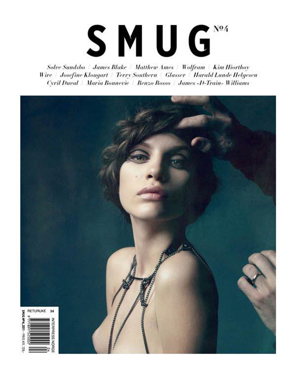 Smug Magazine Issue 4 Cover
