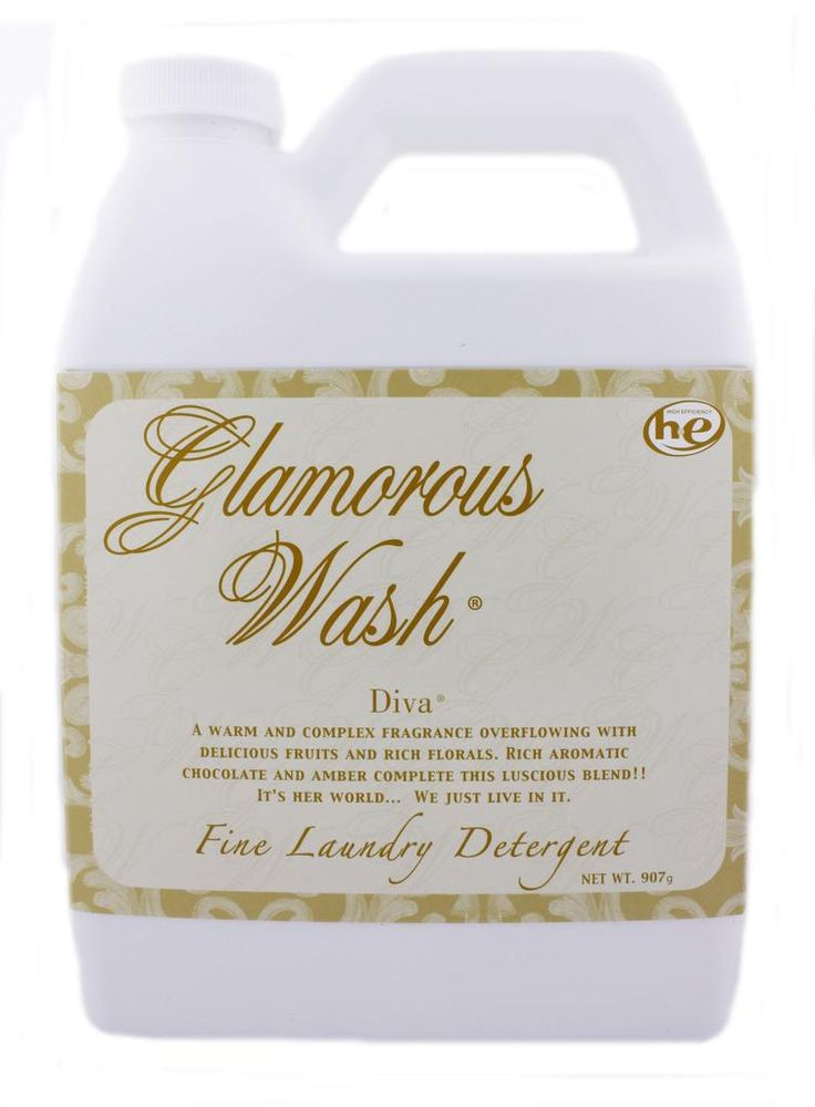 Tyler Candle Glamorous Wash Diva Detergent